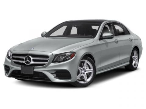 Certified Pre-Owned 2017 Mercedes-Benz E 300 4MATIC E 300 Sport