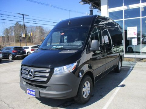 New 2019 Mercedes-Benz Sprinter 2500 Standard Roof 144 Passenger Van